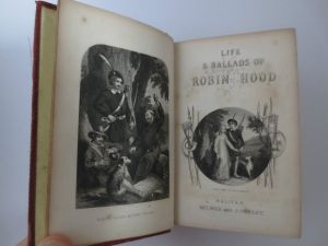 Life and Ballads of Robin Hood (1859)
