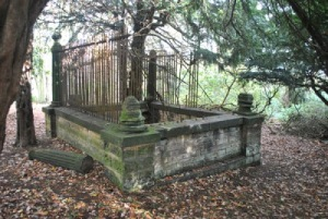 Robin Hood's Grave in Kirklees [Source: http://nijurbex.blogspot.co.uk/]