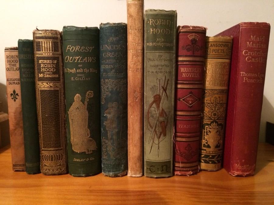 Robin Hood Books