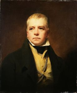 Sir Walter Scott (Source: Wikipedia)