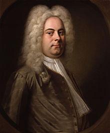 G. F. Handel [Source: Wikipedia]