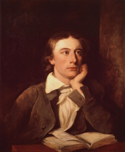 John Keats (1795-1821) [Source: Wikipedia].