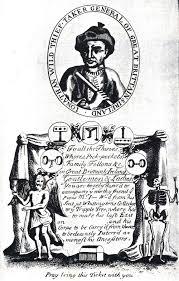 Jonathan Wild in 1725 [Source Wikipedia]