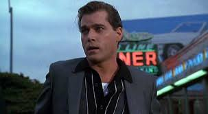 "Ray Liotta in ""Goodfellas"""