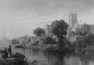 Walter Scott, Woodstock (1826) Worcester