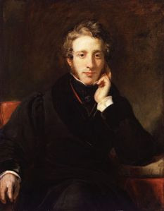 Sir Edward Bulwer Lytton (1803-1873)