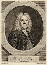 Colley Cibber (1671-1757)