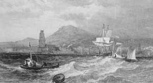 Dundee in the time of the antiquary