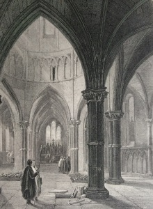Temple Church (1871 Edition)