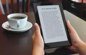 Are ebooks books?