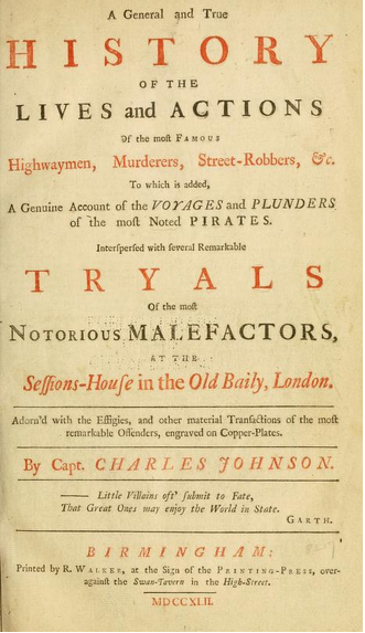 Johnson title page