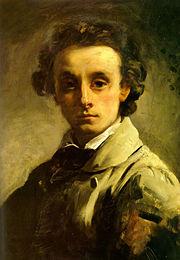 180px-William_Lindsay_Windus-Self-portrait