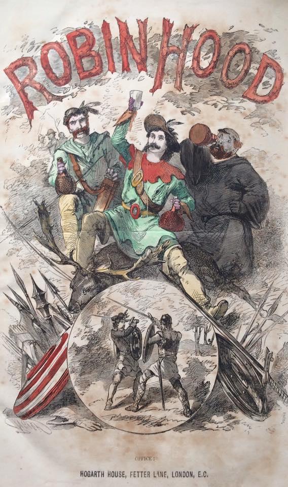 Emmett's Robin Hood