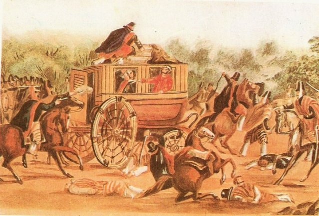 Death of Facundo