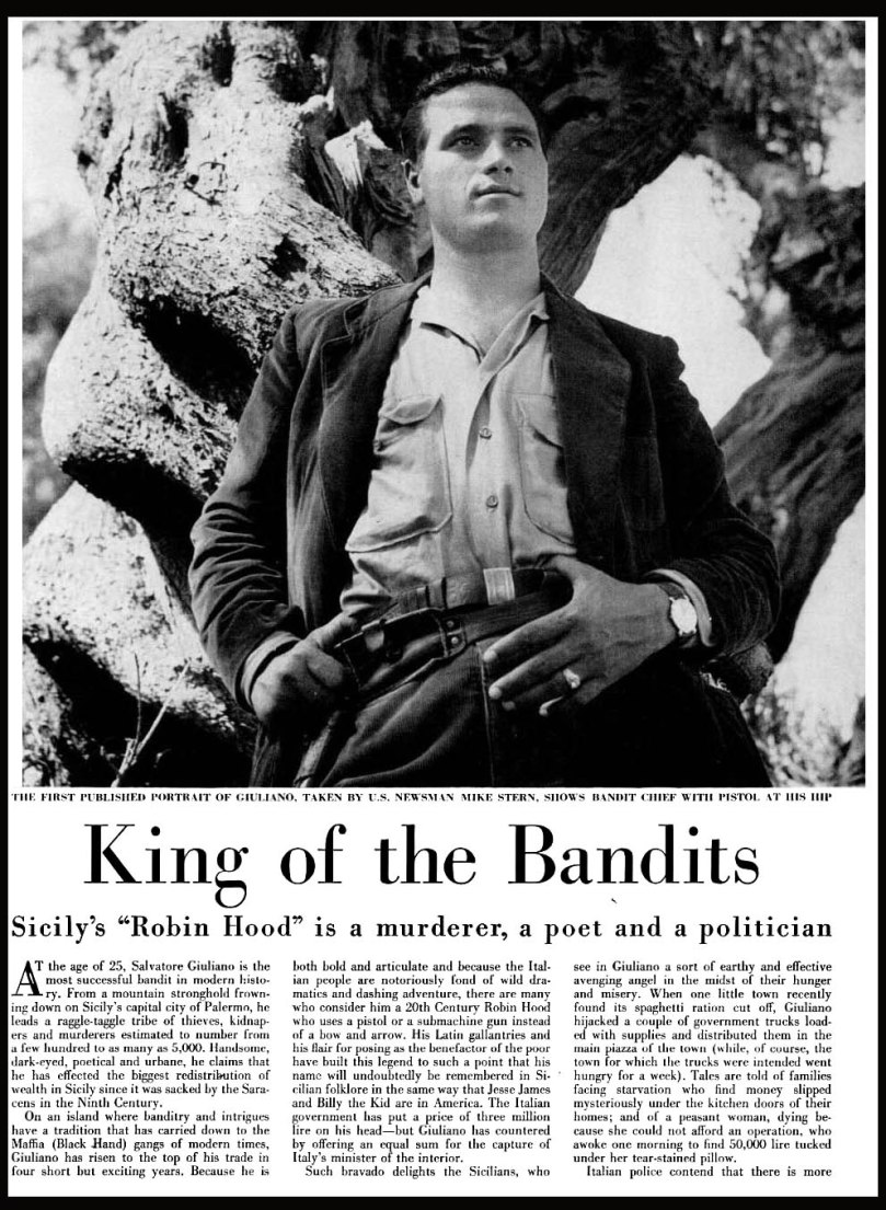 KING OF BANDITS