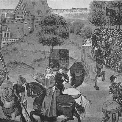 The Death of Wat Tyler