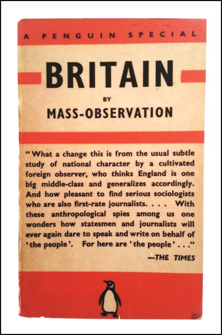 Britain by Mass Observation