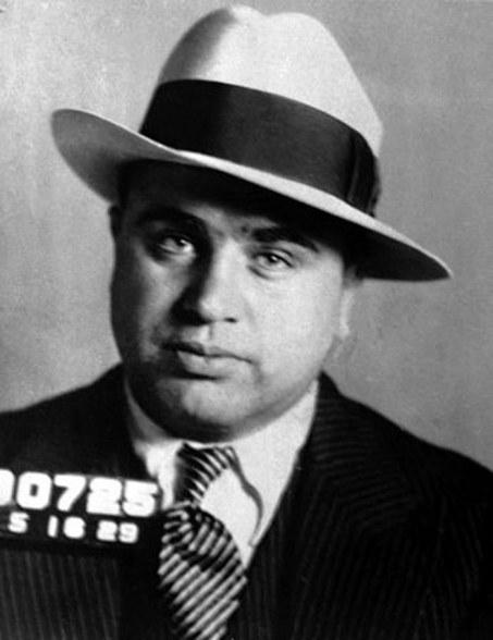 Al Capone FBI