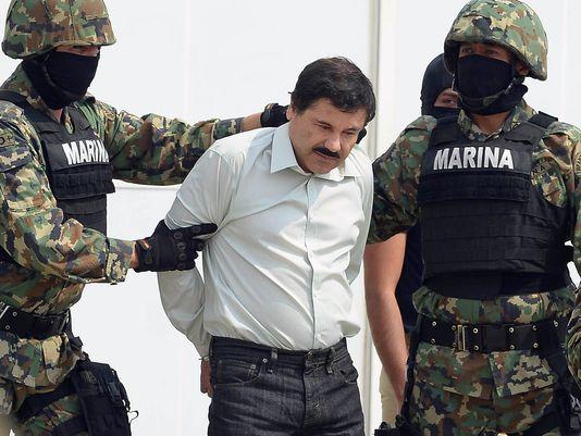 guzman arrest