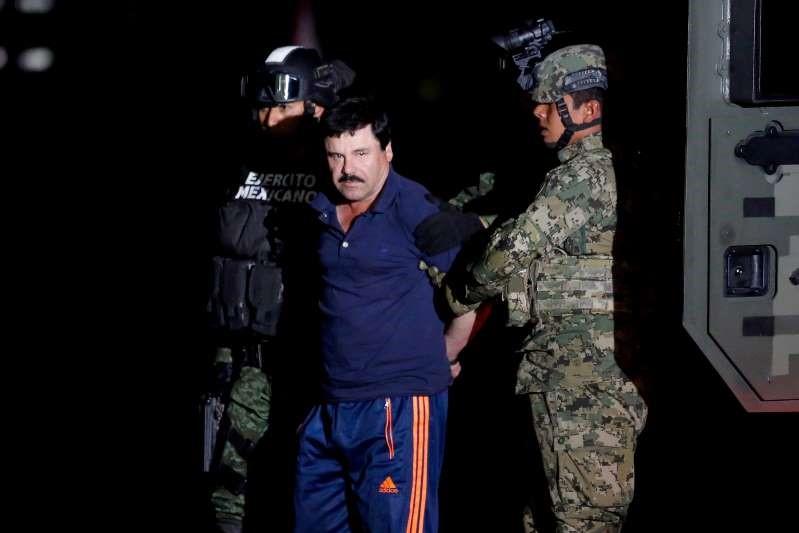 El Chapo arrest