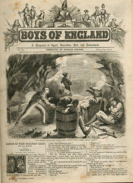 Boys England