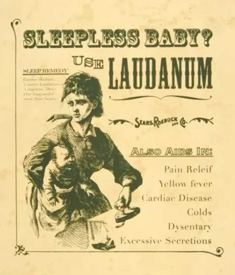 Laudanum-is-a-mixture-of-opium-and-alcohol-It-was-very-widely-used-as-can-be-seen-in