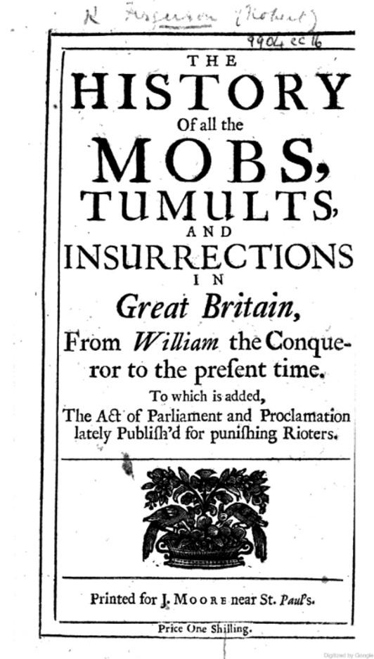 Mobs 1