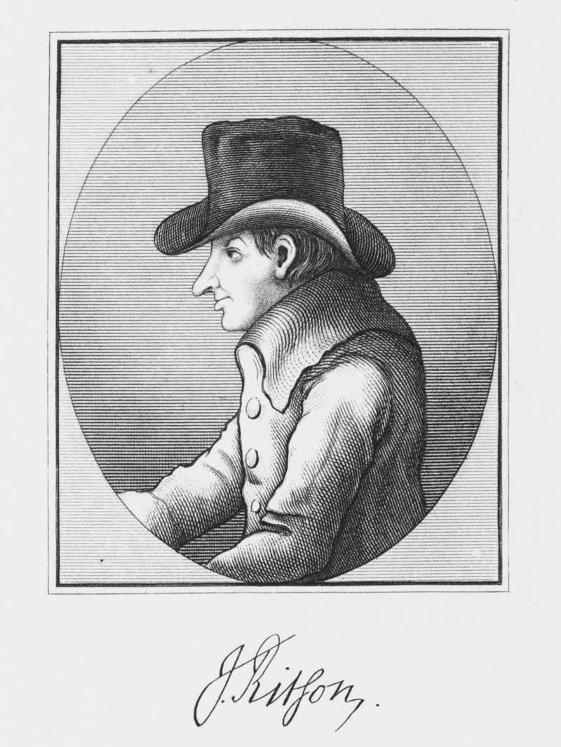 Image of Joseph Ritson